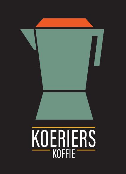 koerierskoffie logo